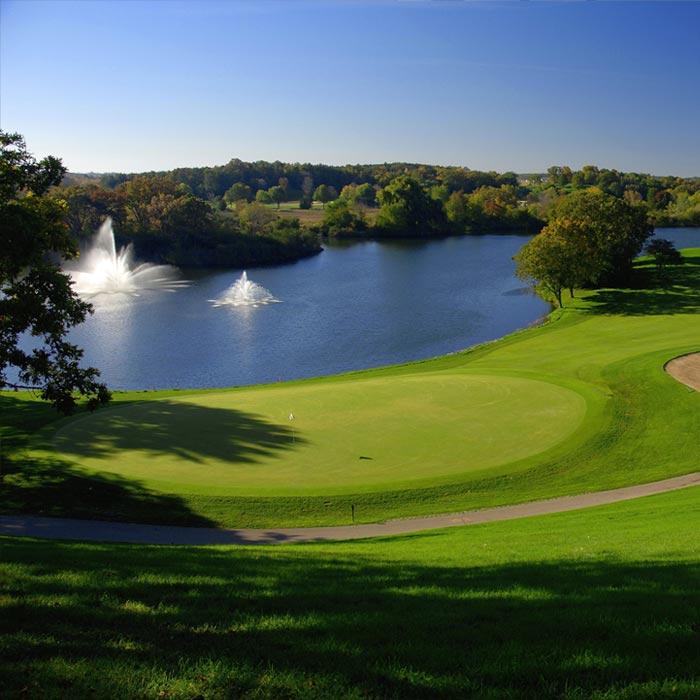 The Grand Geneva Gallery: Golf Course